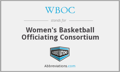 What does WBOC stand for?
