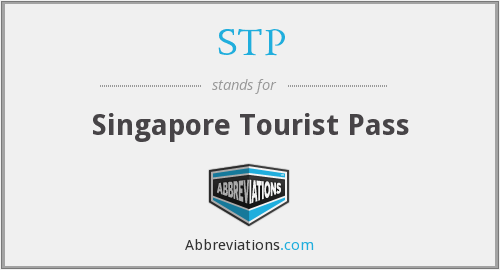 STP - Singapore Tourist Pass