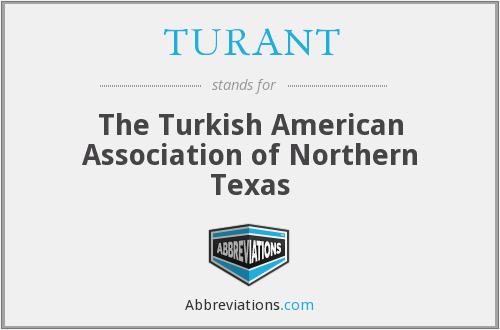 What does TURANT stand for?