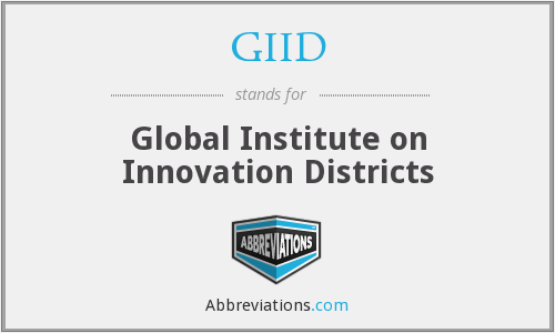 What does GIID stand for?