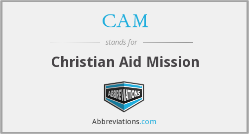 CAM - Christian Aid Mission