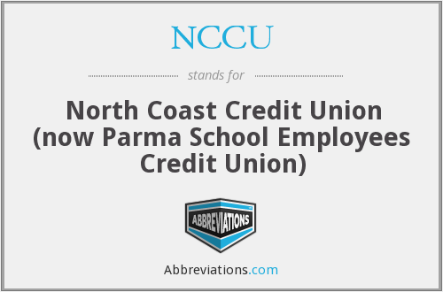NCCU - North Coast Credit Union (now Parma School Employees Credit Union)