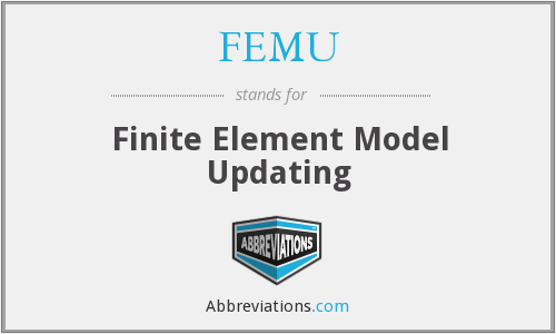 What does FEMU stand for?
