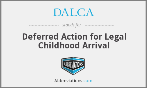 What does DALCA stand for?