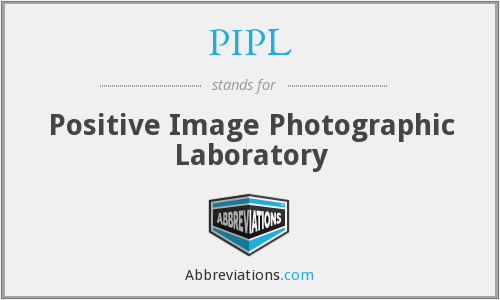 PIPL - Positive Image Photographic Laboratory