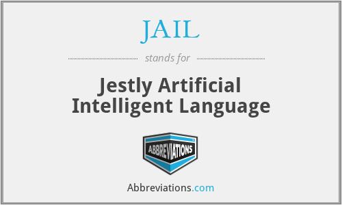JAIL - Jestly Artificial Intelligent Language