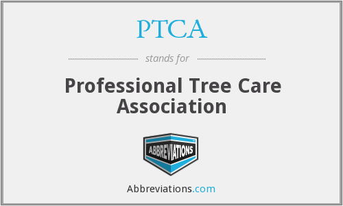 PTCA - Professional Tree Care Association