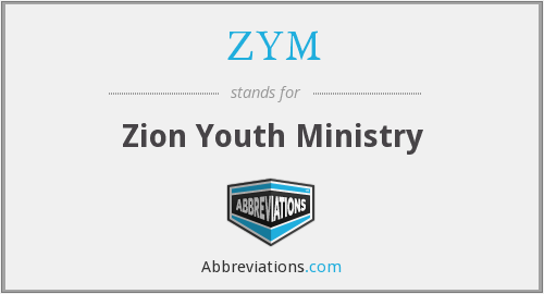 What does ZYM stand for?