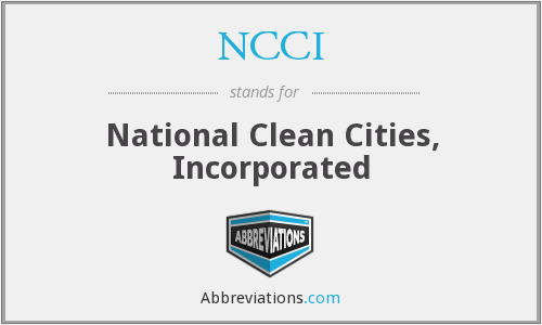 NCCI - National Clean Cities, Inc.