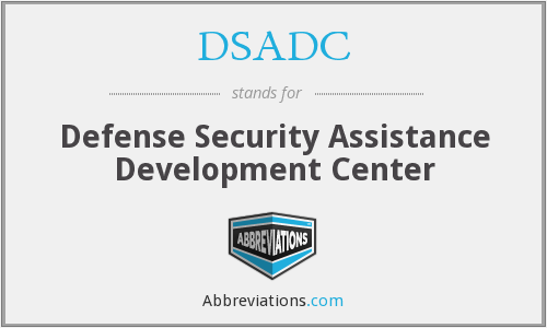 What does DSADC stand for?