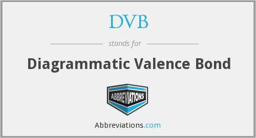 DVB - Diagrammatic Valence Bond