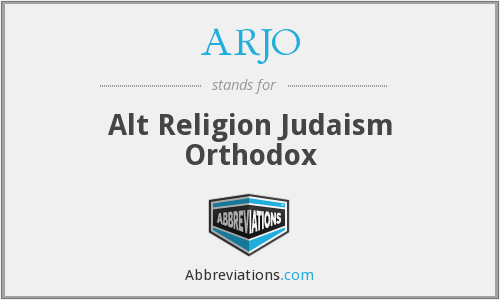 What does ARJO stand for?