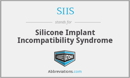 What does incompatibility stand for?