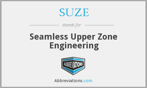 What does SUZE stand for?
