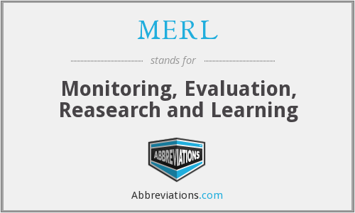 What does MERL stand for?