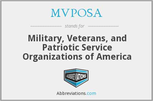 What does MVPOSA stand for?