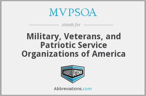 What does MVPSOA stand for?
