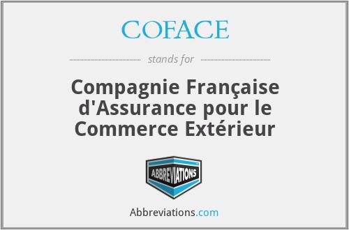 COFACE - Compagnie Française d'Assurance pour le Commerce Extérieur