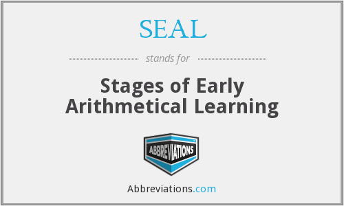 What does SEAL stand for? — Page #2