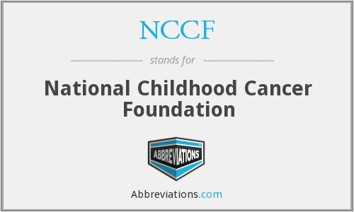 What does NCCF stand for?