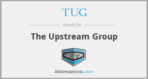 TUG - The Upstream Group