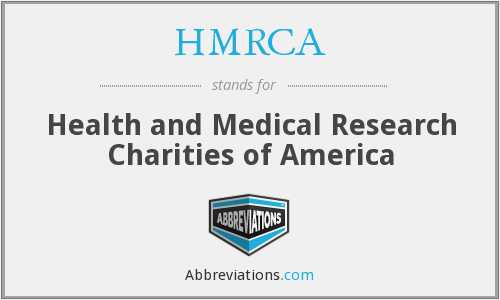 What does HMRCA stand for?