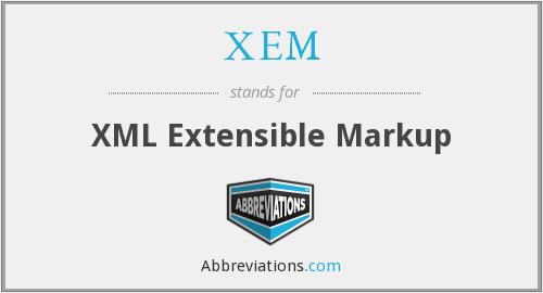 What does XEM stand for?