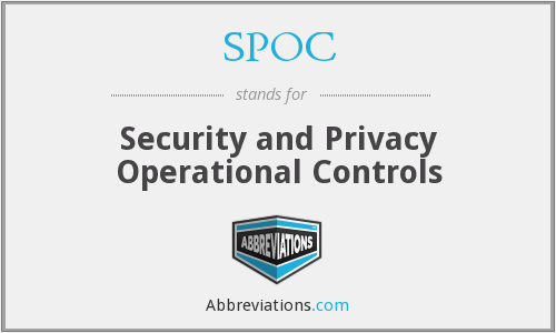 SPOC - Security and Privacy Operational Controls