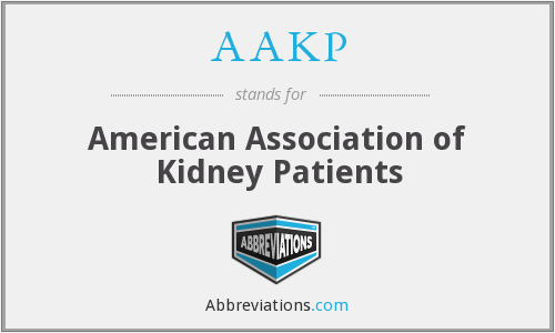 AAKP - American Association of Kidney Patients