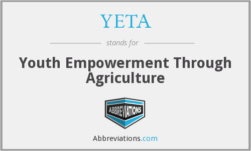YETA - Youth Empowerment Through Agriculture