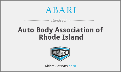 What does ABARI stand for?