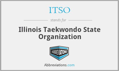 ITSO - Illinois Taekwondo State Organization
