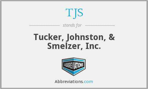 What does TJS stand for?