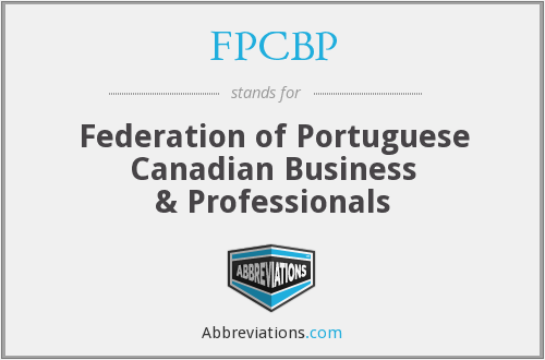 What does FPCBP stand for?