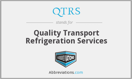 QTRS - Quality Transport Refrigeration Services
