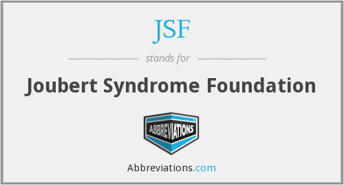 JSF - Joubert Syndrome Foundation