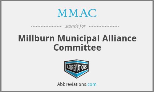 MMAC - Millburn Municipal Alliance Committee