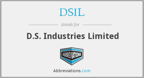 What does DSIL stand for?