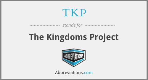 TKP - The Kingdoms Project