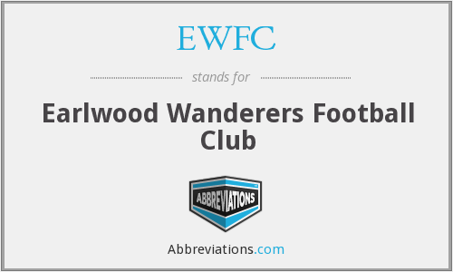 What does EWFC stand for?