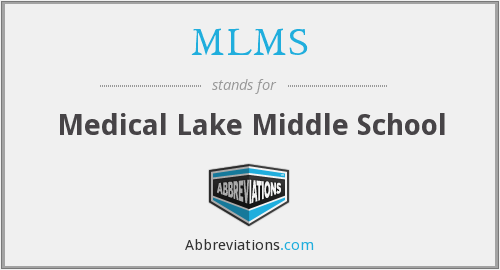 MLMS - Medical Lake Middle School