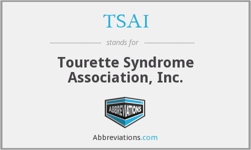TSAI - Tourette Syndrome Association, Inc.