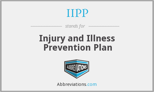 What does IIPP stand for?