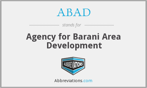 ABAD - Agency for Barani Area Development