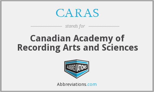 What does CARAS stand for?