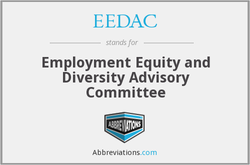 What does EEDAC stand for?