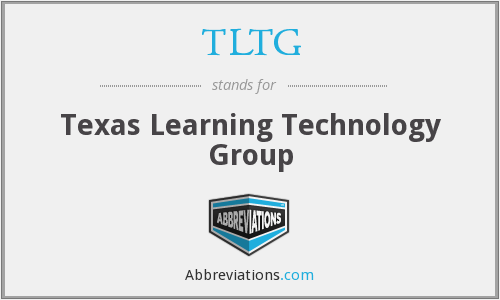 TLTG - Texas Learning Technology Group