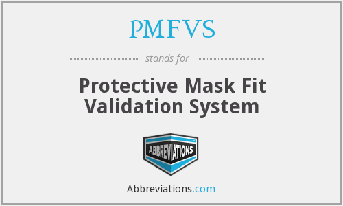 What does PMFVS stand for?