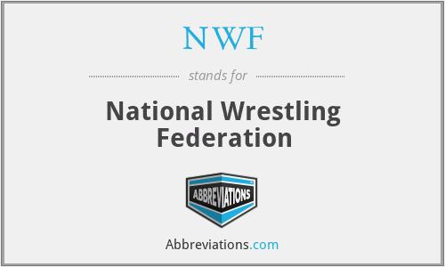 NWF - National Wrestling Federation