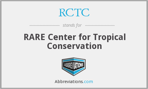 What does RCTC stand for?